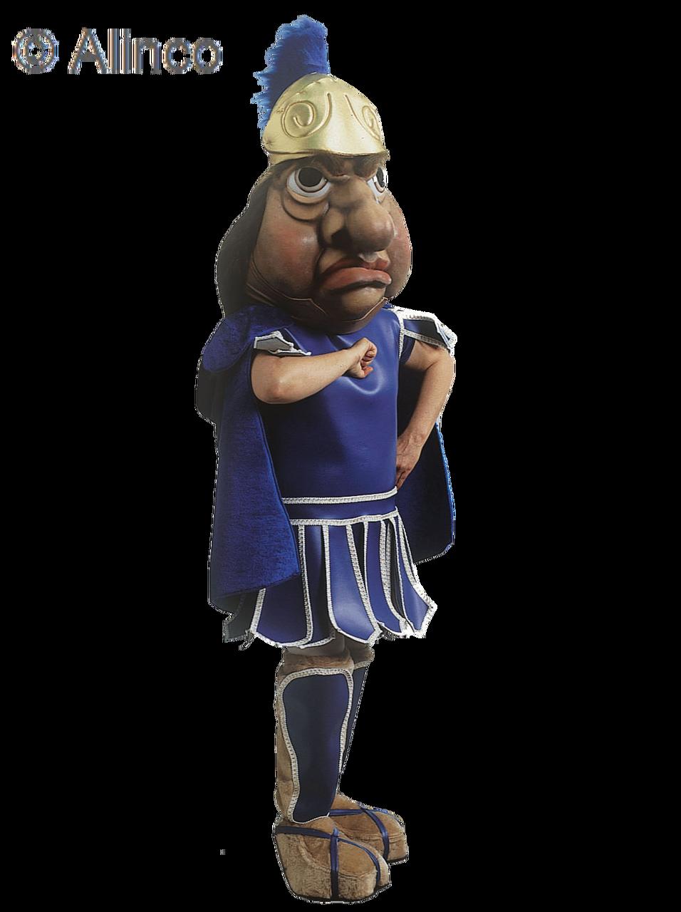 Trojan Mascot Costume 145