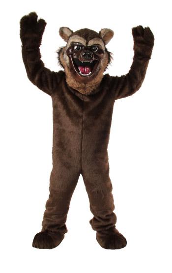 Wolverine Mascot Costume 503