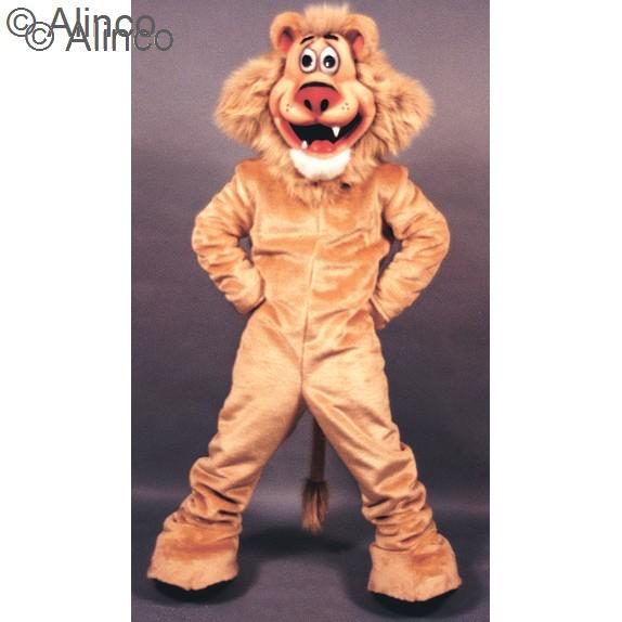 Lionel Lion Mascot Costume Z02