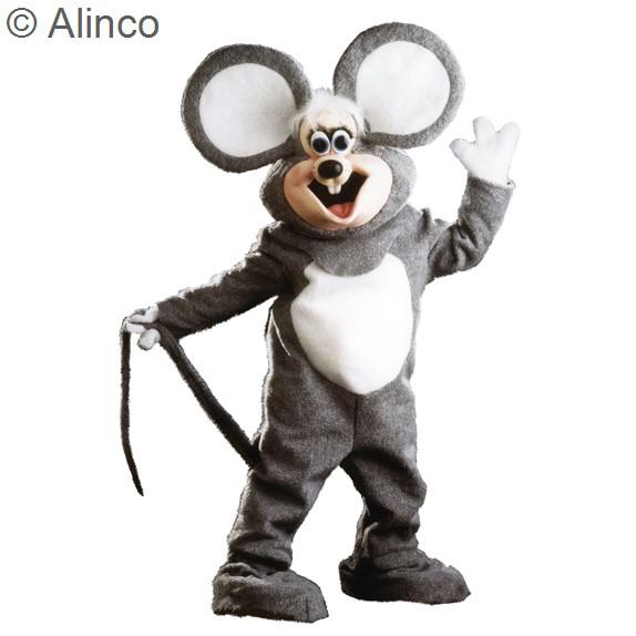Squeek Mascot Costume Z06
