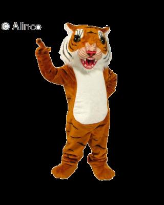 Big Cat Tiger Mascot Costume 69