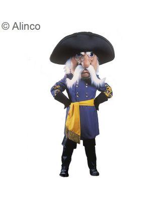 Admiral Mascot Costume 428