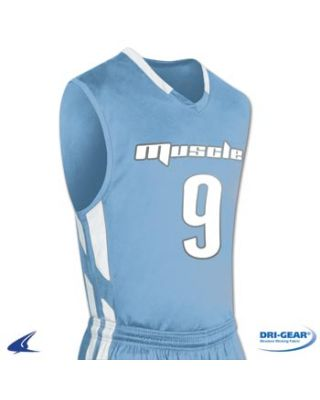 Champro Womens Muscle Dri-Gear Basketball Jersey BBJ9W