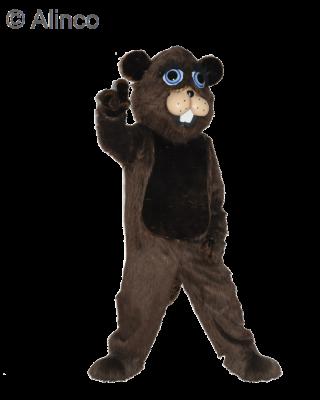 Beaver Mascot Costume 46
