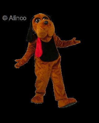 Hound Dog Mascot Costume 25