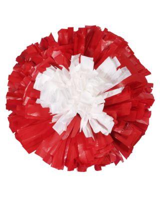 Plastic Target Pom - 2 Color