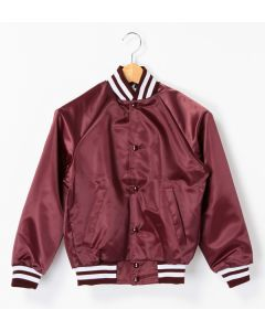 ASW Flannel Lined Satin Jacket 16100